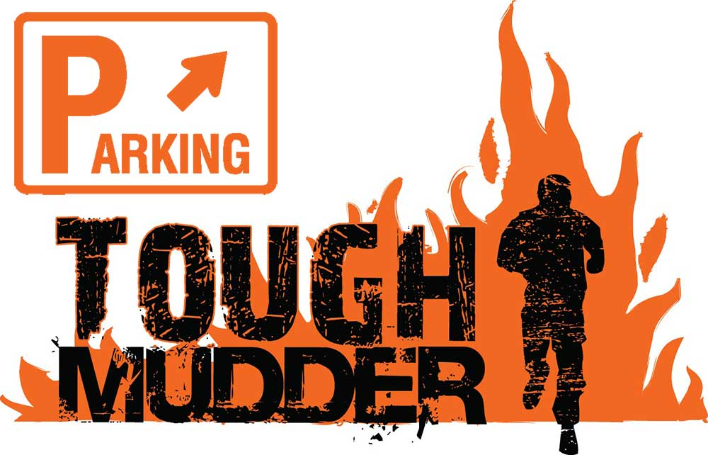 Tough Mudder Parking
