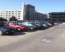 Outside Parking Lot